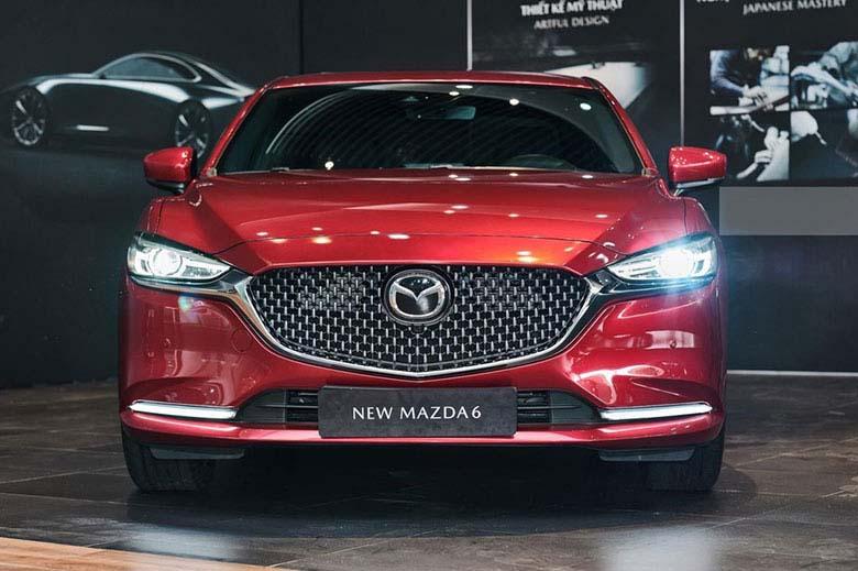 So sánh Mazda 6 2020 và Toyota Camry 2020 - 16