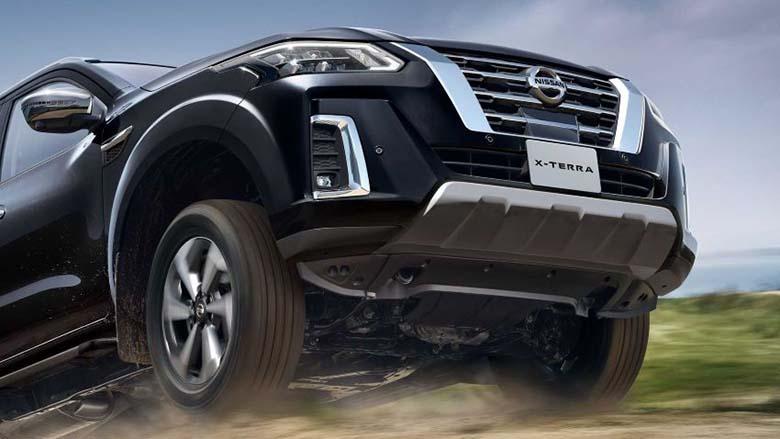 Nissan Terra 2021 nâng cấp mới toàn diện sẽ về Việt Nam - 5