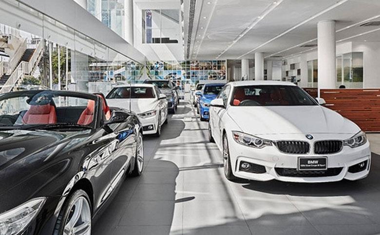 Chương trình giảm giá ô tô cuối năm 2020-2