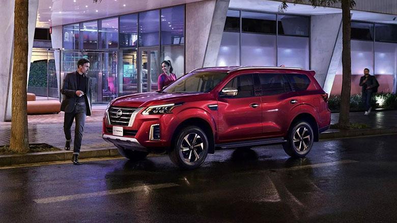 Nissan Terra 2021 nâng cấp mới toàn diện sẽ về Việt Nam - 3