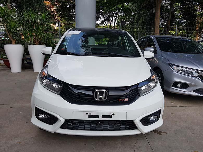 Honda Brio 2021: thông số kỹ thuật và giá bán mới nhất - 5