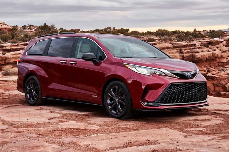 Toyota Sienna 2021: MPV cao cấp thế hệ mới giá bao nhiêu - 3