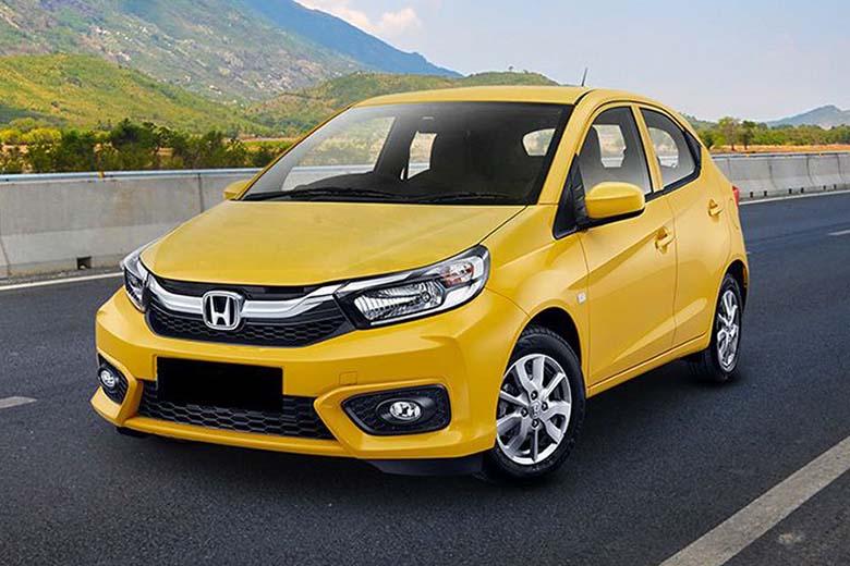 Honda Brio 2021: thông số kỹ thuật và giá bán mới nhất - 4