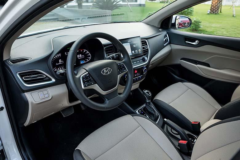 Hyundai Accent 2021 giá từ 446 triệu đồng đã có mặt tại đại lý - 12