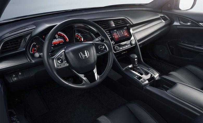 Đánh giá xe Honda Civic 2021-6