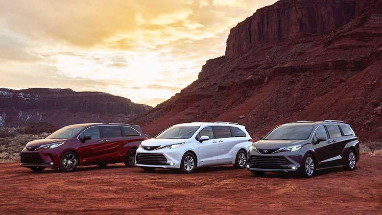 Toyota Sienna 2021: MPV cao cấp thế hệ mới giá bao nhiêu - 12