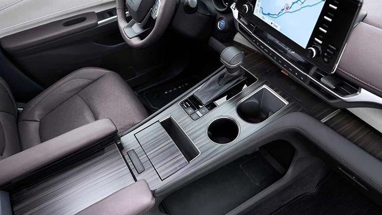 Toyota Sienna 2021: MPV cao cấp thế hệ mới giá bao nhiêu - 9