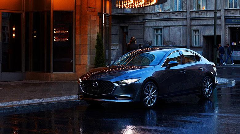 Mazda 3 - ALL NEW