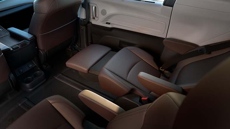 Toyota Sienna 2021: MPV cao cấp thế hệ mới giá bao nhiêu - 10
