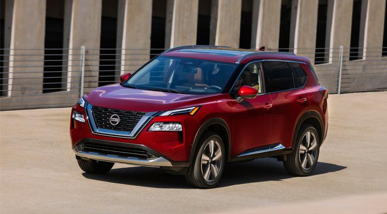 Ngoại thất Nissan X-Trail 2021