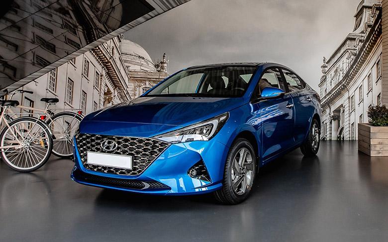 Hyundai Accent 2021 giá từ 446 triệu đồng đã có mặt tại đại lý - 14