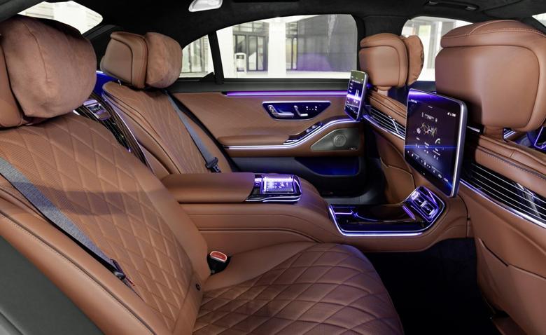 Một phiên bản khác của Mercedes-Benz S-Class 2021