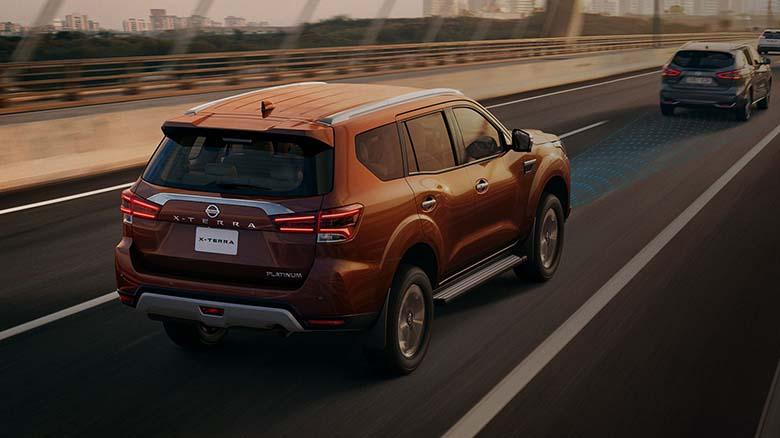 Nissan Terra 2021 nâng cấp mới toàn diện sẽ về Việt Nam - 4