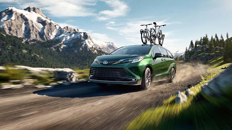 Toyota Sienna 2021: MPV cao cấp thế hệ mới giá bao nhiêu - 17