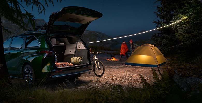 Toyota Sienna 2021: MPV cao cấp thế hệ mới giá bao nhiêu - 18