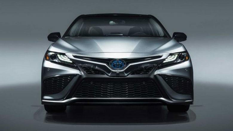 Đánh giá xe Toyota Camry 2021-2