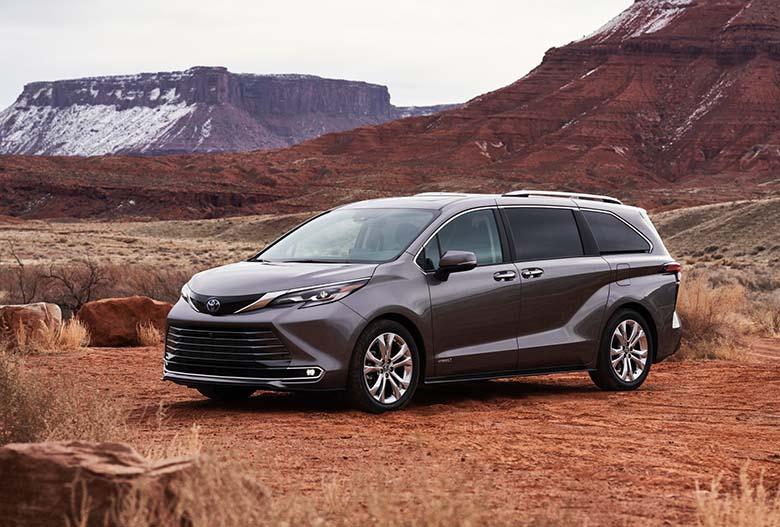 Toyota Sienna 2021: MPV cao cấp thế hệ mới giá bao nhiêu - 13