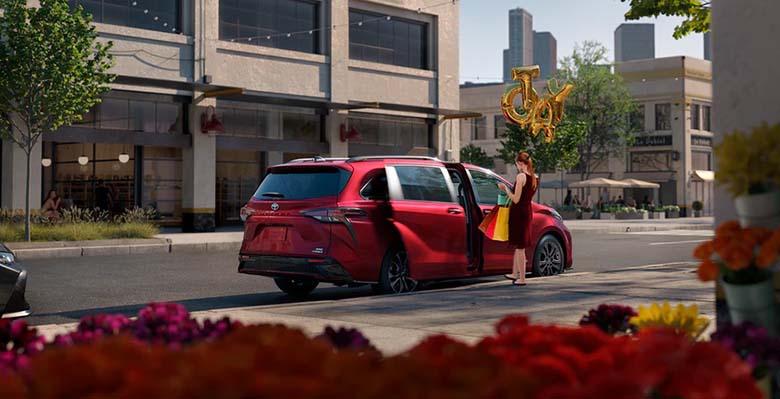 Toyota Sienna 2021: MPV cao cấp thế hệ mới giá bao nhiêu - 19