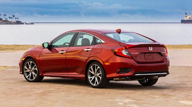 Đánh giá xe Honda Civic 2021-4