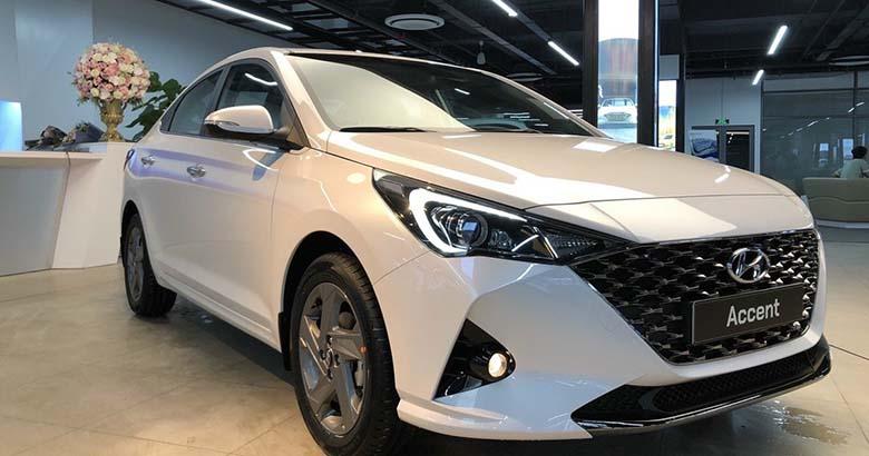 Hyundai Accent 2021 giá từ 446 triệu đồng đã có mặt tại đại lý - 5