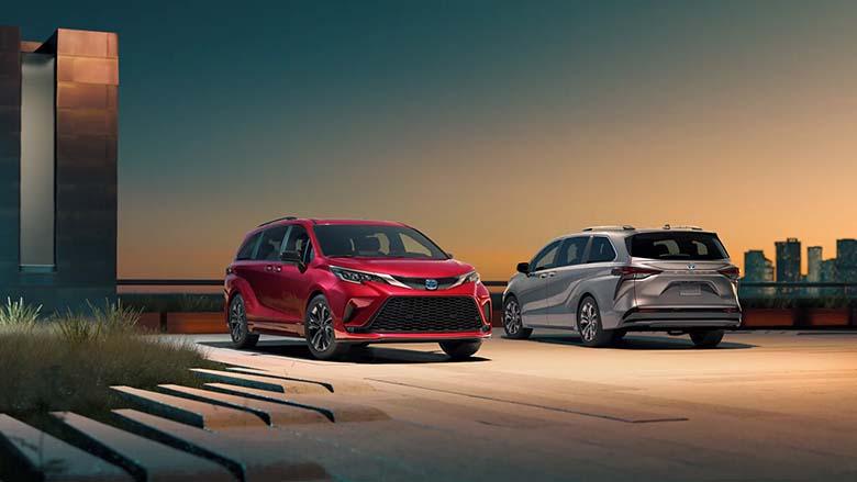 Toyota Sienna 2021: MPV cao cấp thế hệ mới giá bao nhiêu - 5