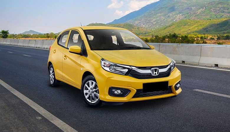 Honda Brio 2021: thông số kỹ thuật và giá bán mới nhất - 8