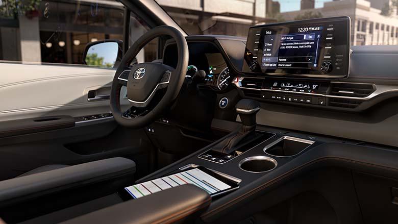 Toyota Sienna 2021: MPV cao cấp thế hệ mới giá bao nhiêu - 8