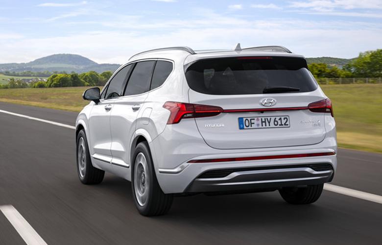 Nhược điểm của Hyundai Santafe 2021 máy xăng