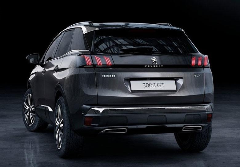 Peugeot 3008 2021: Đánh giá, giá xe, khuyến mãi tháng 12/2020-3