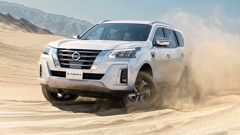 Nissan Terra 2021 nâng cấp mới toàn diện sẽ về Việt Nam - 2