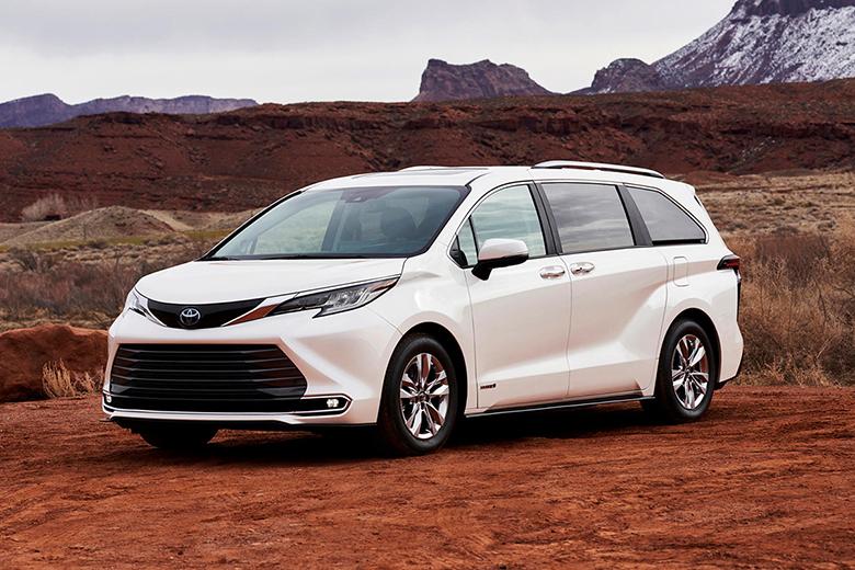 Toyota Sienna 2021: MPV cao cấp thế hệ mới giá bao nhiêu - 2