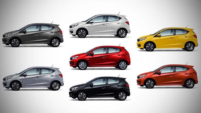 Honda Brio 2021: thông số kỹ thuật và giá bán mới nhất | anycar.vn
