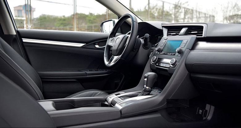 Đánh giá xe Honda Civic 2021-5
