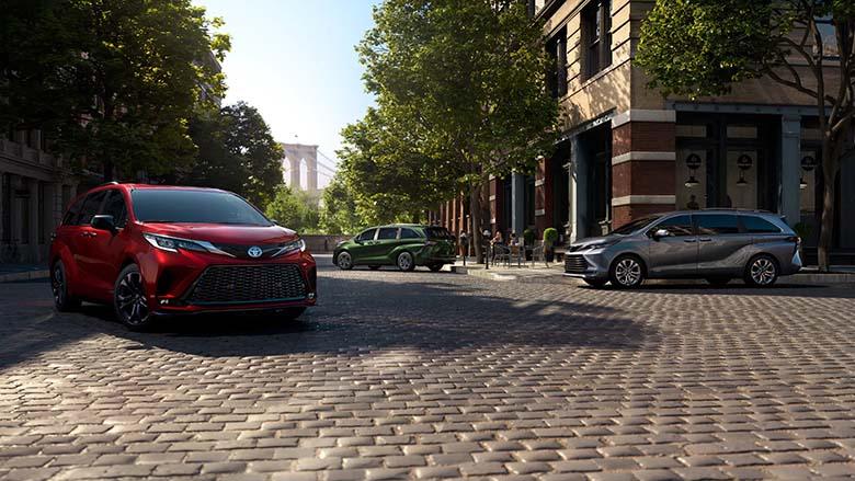 Toyota Sienna 2021: MPV cao cấp thế hệ mới giá bao nhiêu - 6