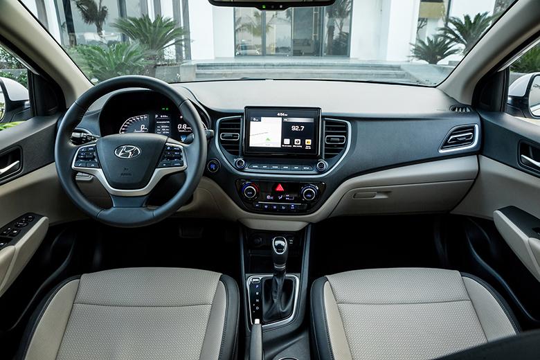 Hyundai Accent 2021 giá từ 446 triệu đồng đã có mặt tại đại lý - 8