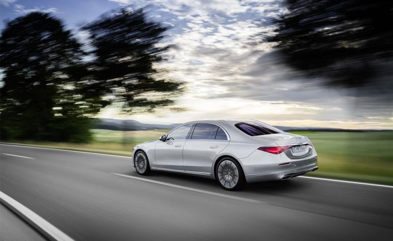 Hệ thống tự lái cấp độ 3 có tốc độ tối đa 60km/h