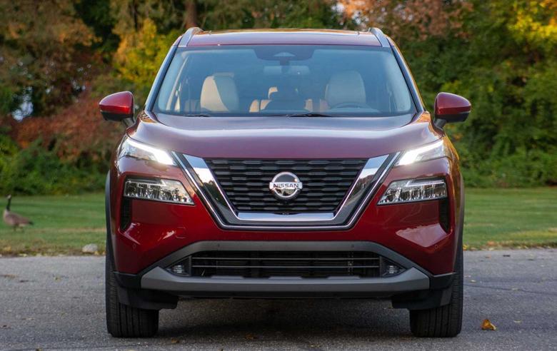 Đầu xe Nissan X-Trail thế hệ mới năng động và mạnh mẽ hơn