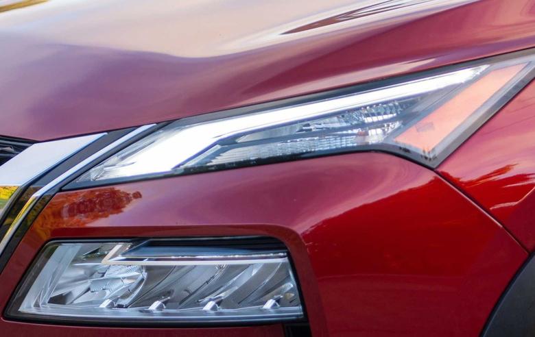 Hệ thống chiếu sáng 2 tầng của Nissan X-Trail thế hệ mới