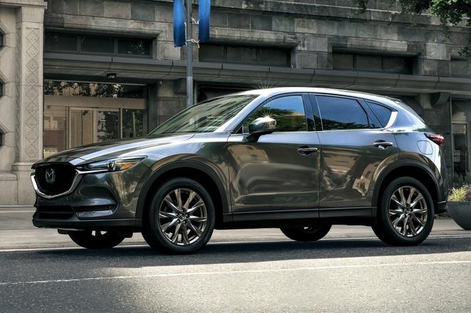 Mazda CX5 - ALL NEW