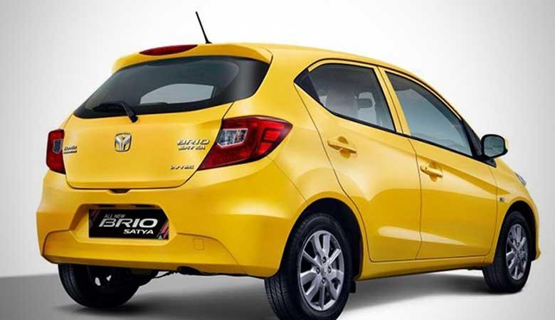 Honda Brio 2021: thông số kỹ thuật và giá bán mới nhất - 10