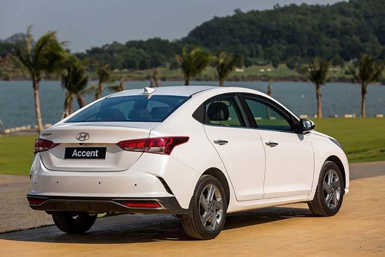 Hyundai Accent 2021 giá từ 446 triệu đồng đã có mặt tại đại lý - 10