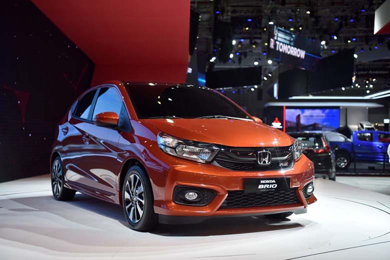 Honda Brio 2021: thông số kỹ thuật và giá bán mới nhất - 2