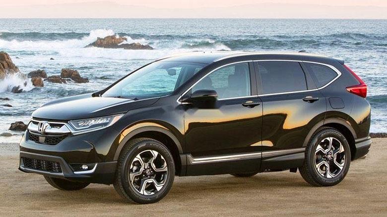 Đánh giá nhanh Honda CR V 2019 kèm giá bán-3