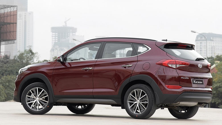 Đánh giá nhanh động cơ Hyundai Tucson 2016 kèm giá bán-2