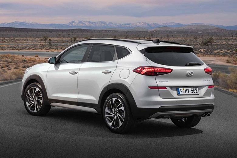 Hyundai Tucson cũ: Bảng giá bán xe Tucson cũ tháng 01/2021-2