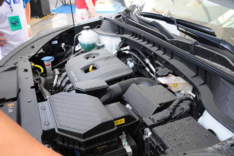 Đánh giá nhanh động cơ Hyundai Tucson 2016 kèm giá bán-4