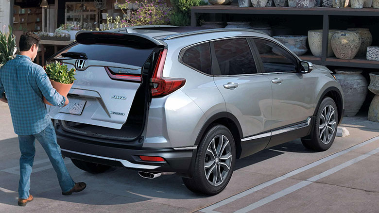 Honda CR V cũ: Bảng giá bán xe CR V cũ tháng 01/2021-3
