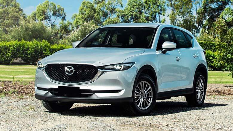 Mazda CX-5 cũ: Bảng giá bán xe CX-5 cũ 2021 - 5