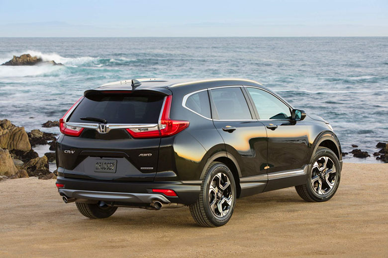 Đánh giá nhanh Honda CR V 2019 kèm giá bán-6