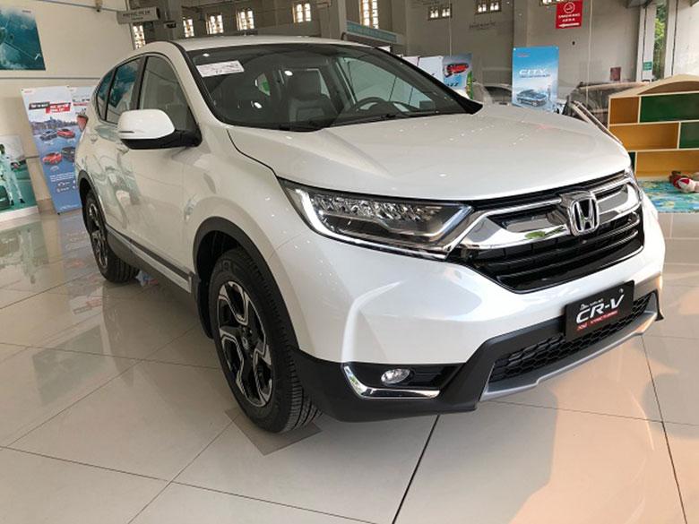 Ưu nhược điểm của Honda CR V 2020 kèm giá bán-5